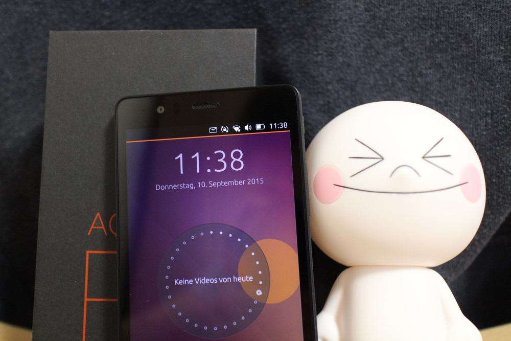 bq review test ubuntu Ubuntu Phone
