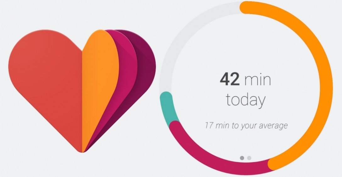 Android fit Google wear