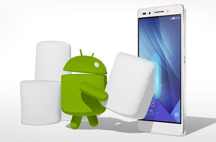 Android Android 6.0 Marshmallow Honor Honor 7 Update