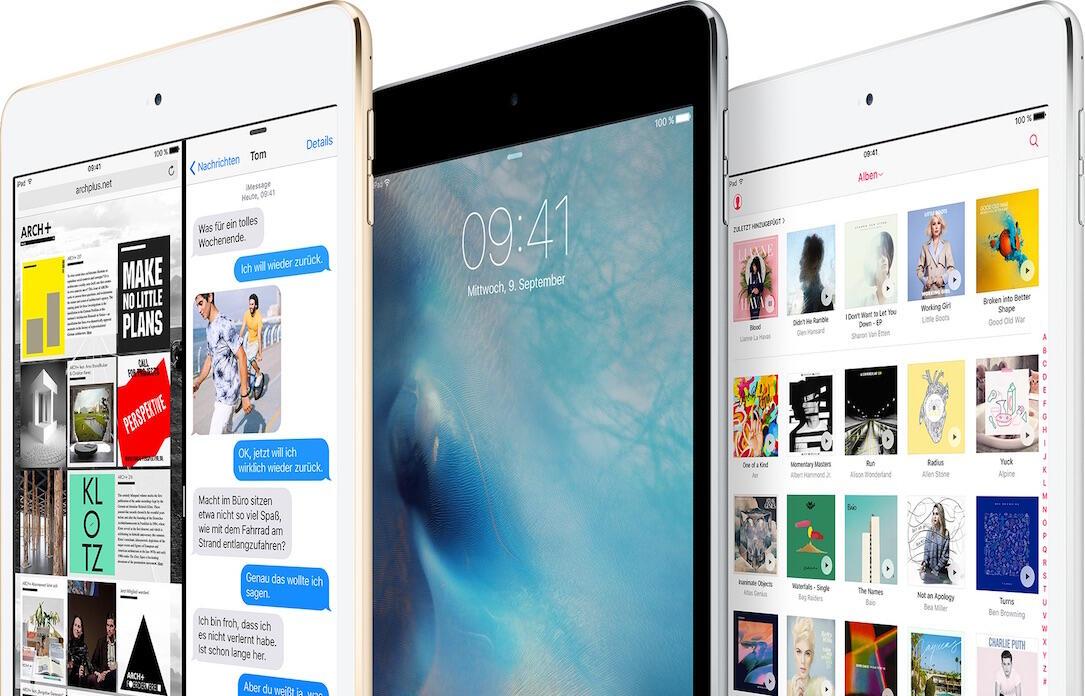 Apple Display DisplayMate iOS iPad Mini