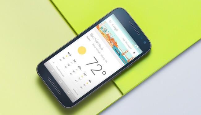 Android Moto G Motorola