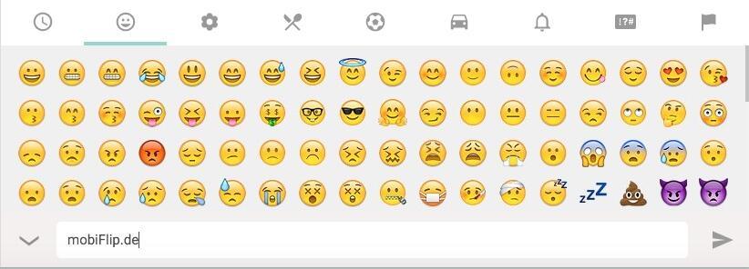 Emoji Messenger web whatsapp