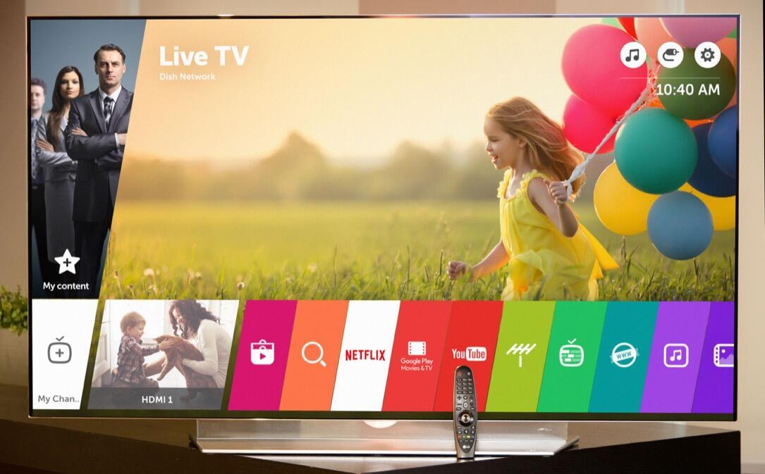 1 CES2016 LG TV webOS