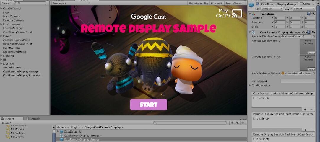 Android chromecast Developer entwickler Google