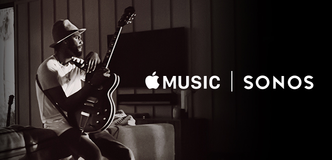 Android Apple iOS music Sonos streaming