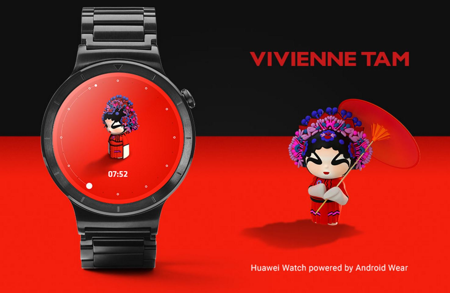 Android Android Wear design Google Watchface