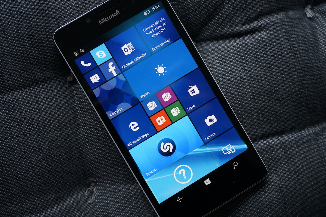 650 850 Lumia microsoft Update wann Windows Windows 10 Mobile