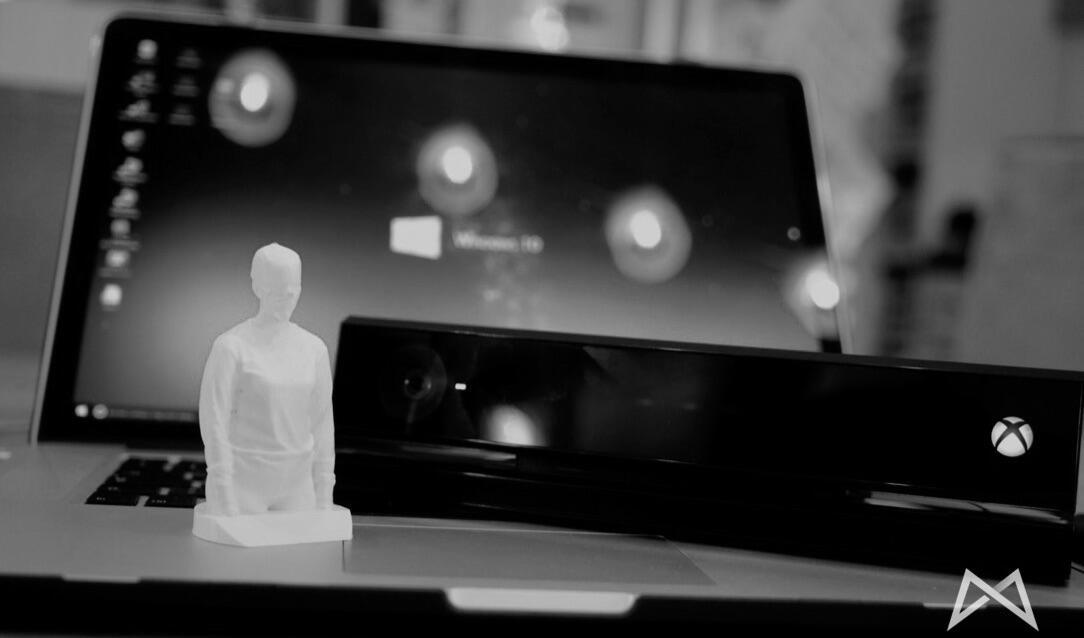3D Drucker Dremel kinect microsoft pc xbox