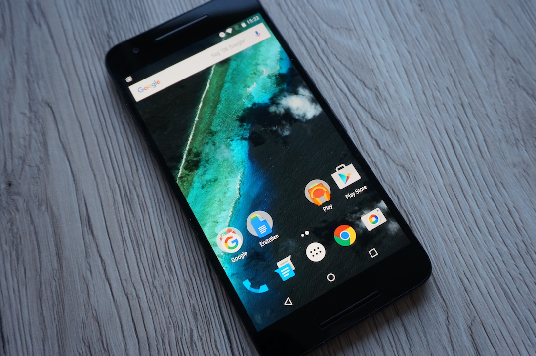 Android deal Google nexus 5x Nexus 6P