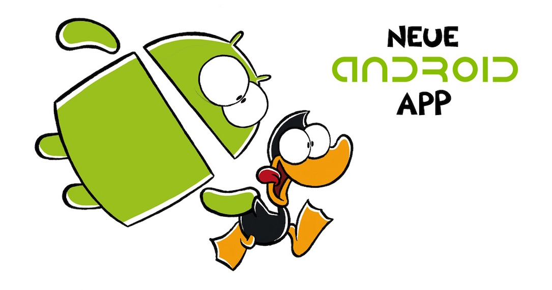 Android app nichtlustig Update