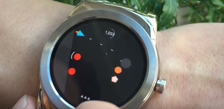 Android Android Wear Shooter space