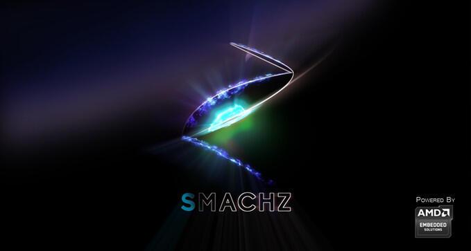 Crowdfunding kickstarter SMACH Z Steam OS