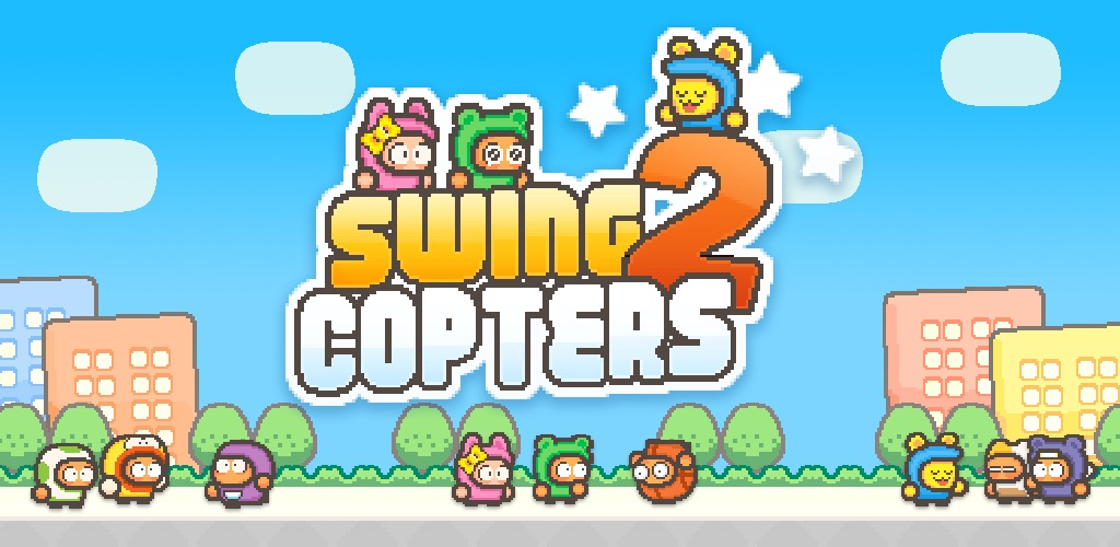 Android flappy bird iOS swing copters