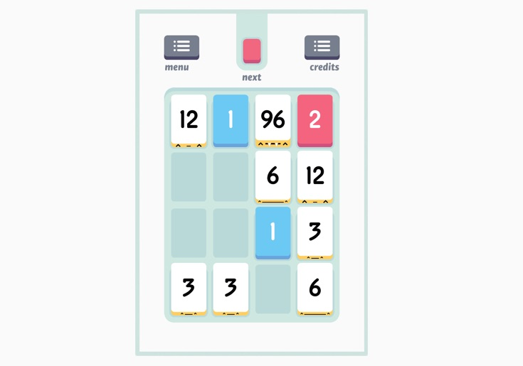 Android Browser iOS Spiel threes