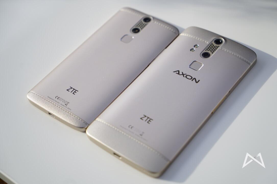 ZTE Axon Mini Premium Edition mit Force-Touch-Display im Test