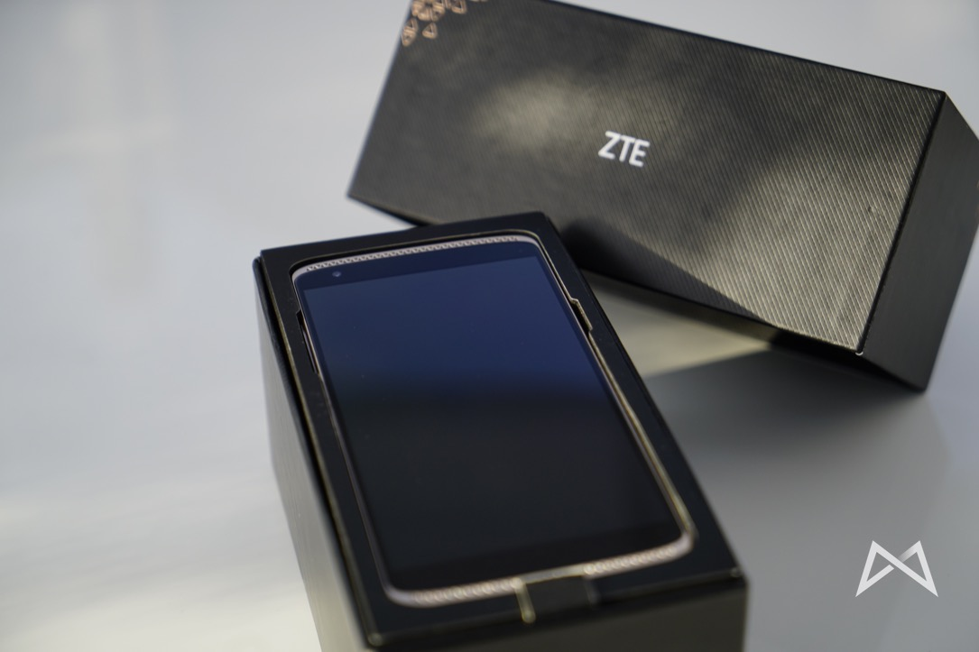1 Android axon review Testbericht ZTE