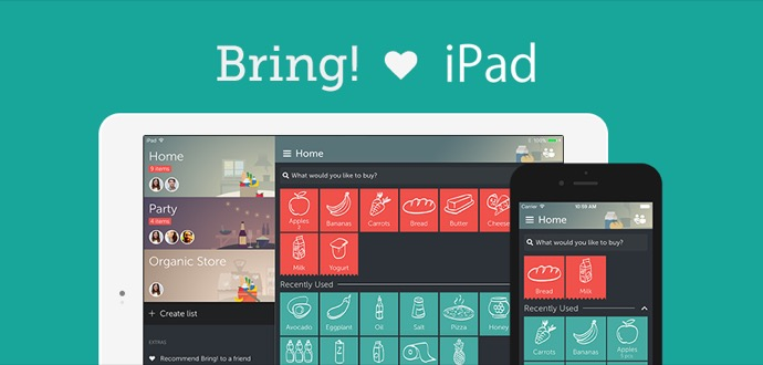 Apple bring iOS iPad Update