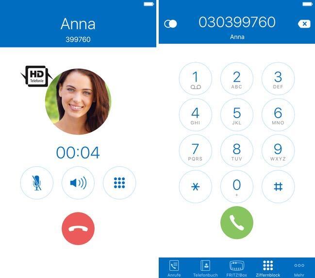 app Apple avm fon Fritz! iOS telefon Update