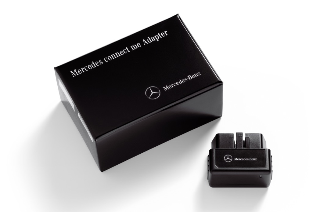 Mercedes connect me kommt als nachr stl sung for Mercedes benz connect iphone
