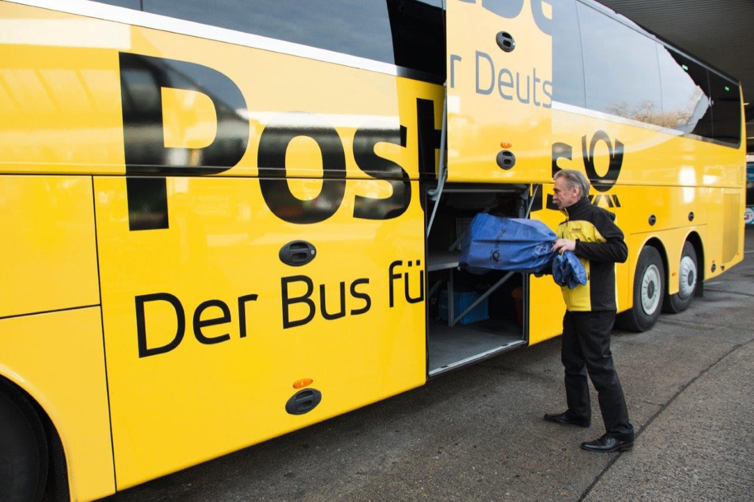postbus wird zum paket kurier. Black Bedroom Furniture Sets. Home Design Ideas
