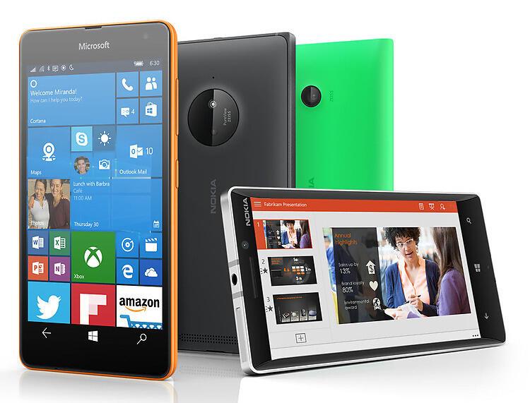 1 Firmware Lumia microsoft mobile Update Windows Windows 10 Windows Phone