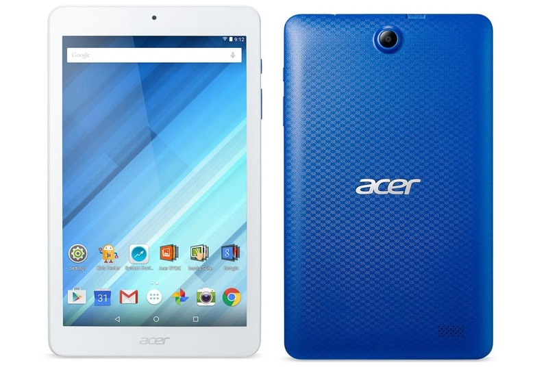 Acer Acer Iconia One 8 Android CES2016