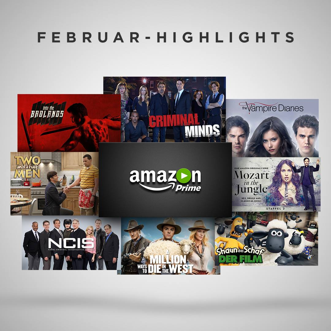 aff amazon Android februar highlights instant video iOS prime streaming