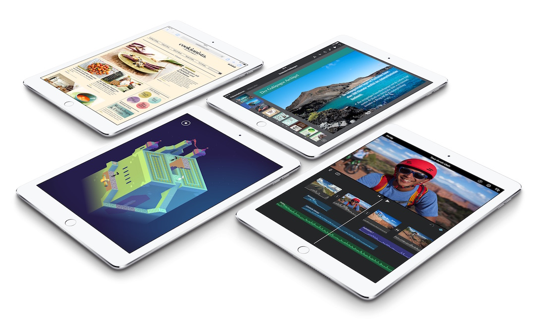 air iOS iPad tablet