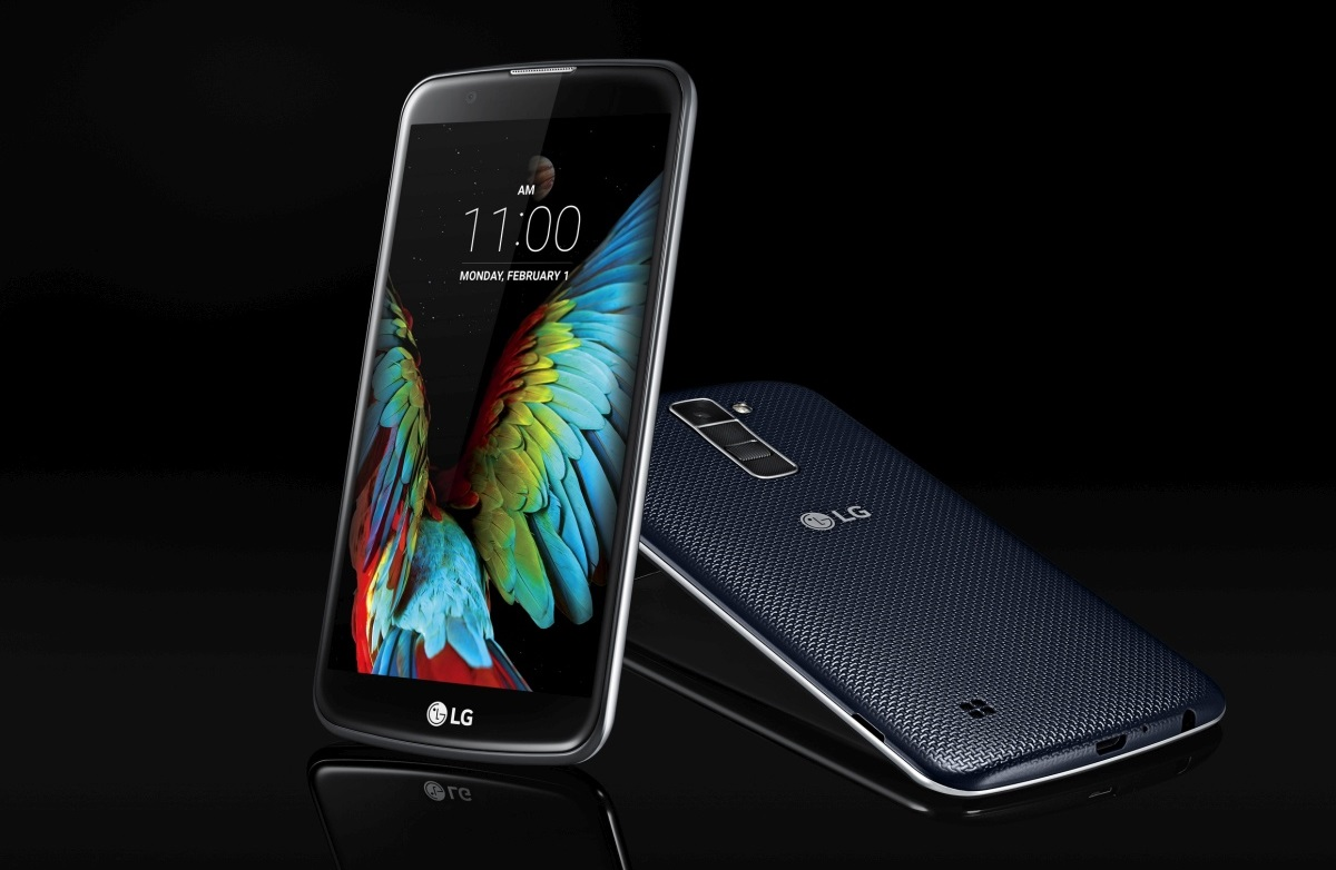Android CES2016 LG LG K10
