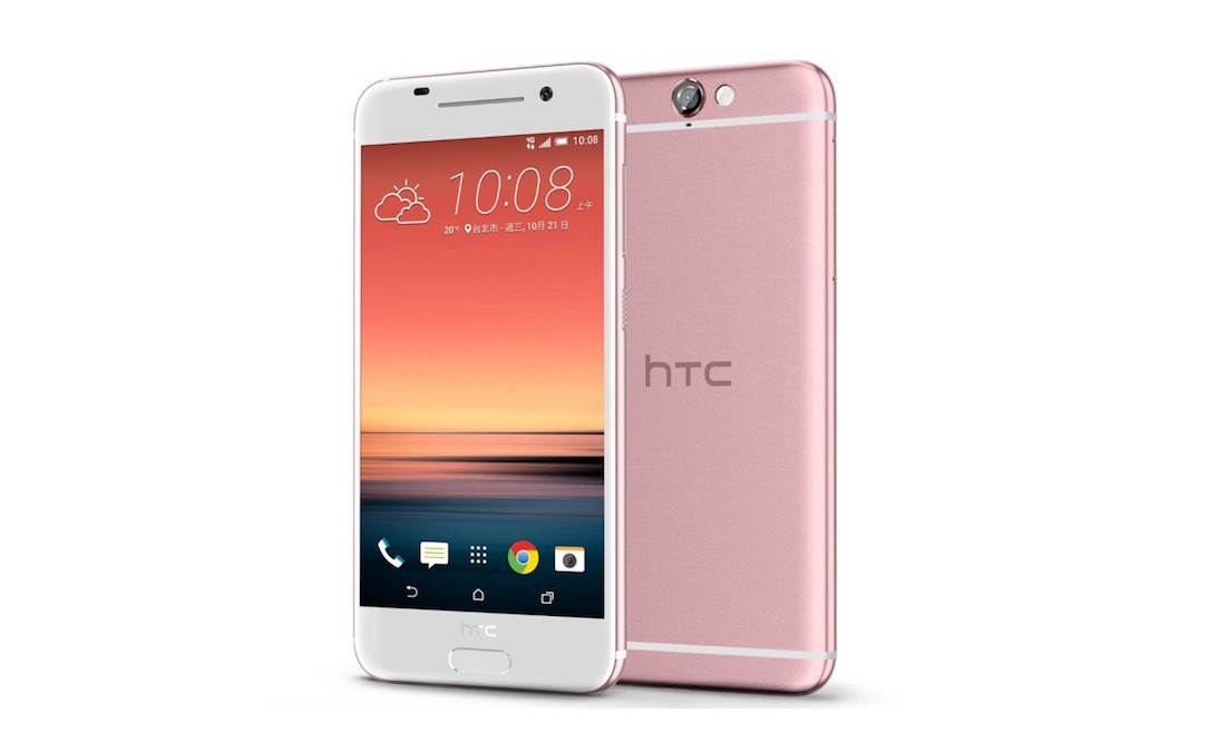 A9 Android farbe HTC one pink