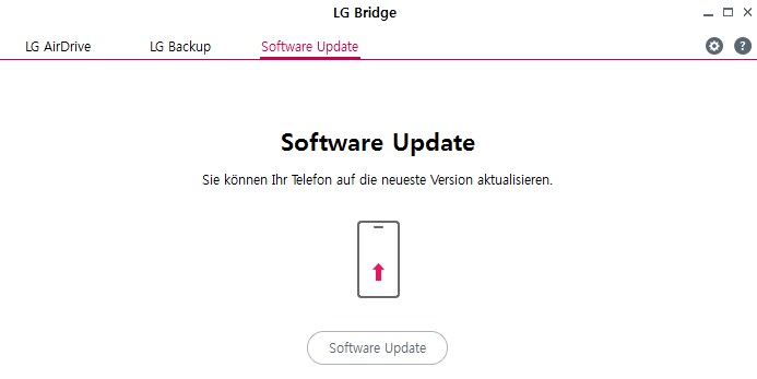 Android Firmware g4 LG Update