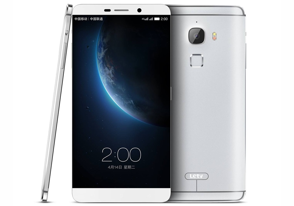 Android CES2016 LeTV LeTV Le Max Pro Snapdragon 820