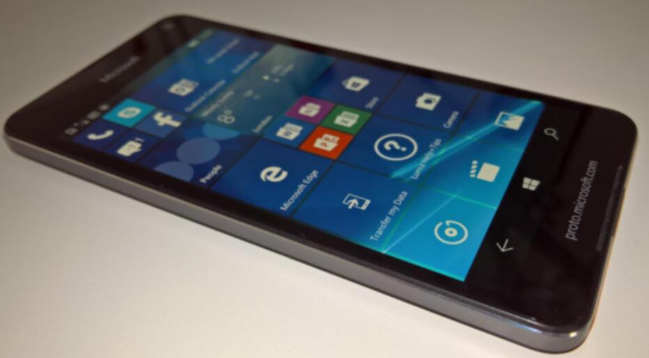 650 Lumia microsoft mobile Windows Windows 10