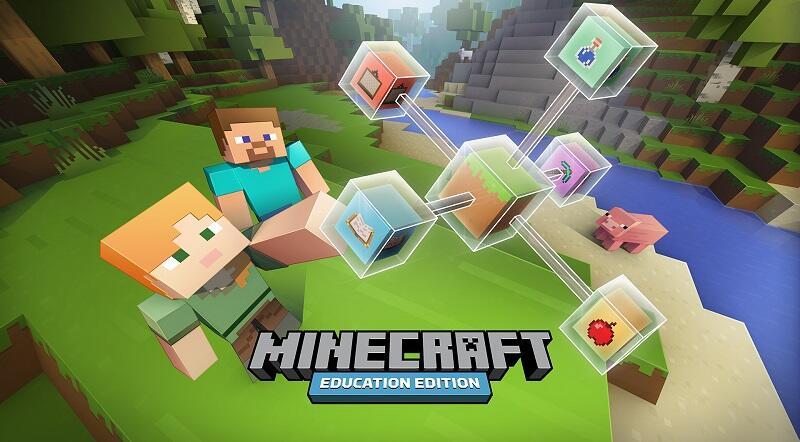 microsoft Minecraft schulen