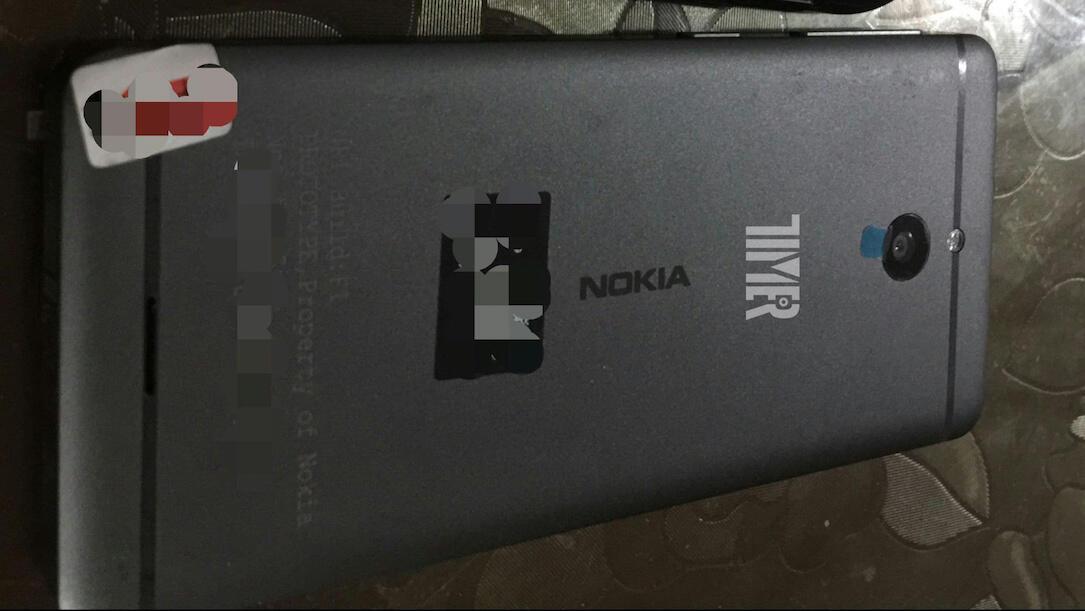 Android Nokia prototyp Smartphone