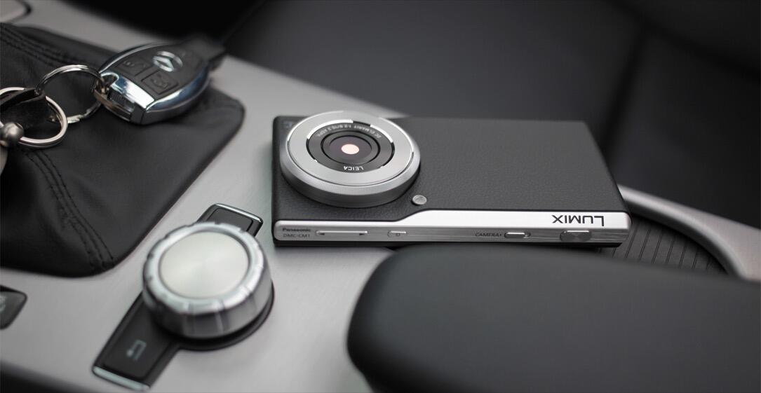 Android cam Kamera panasonic Smartphone