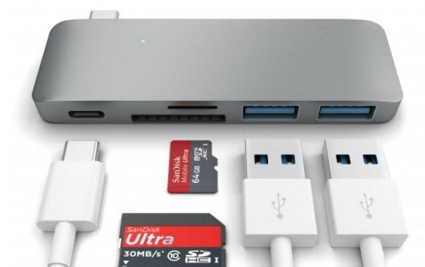 2015 aff macbook SD-Kartenleser Typ C usb