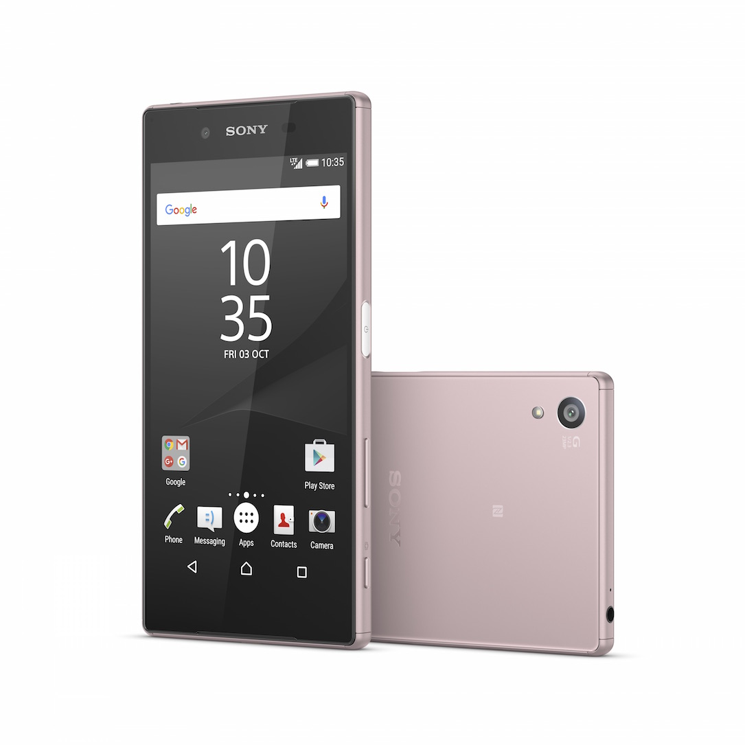 Android kaufen pink Sony Xperia z5