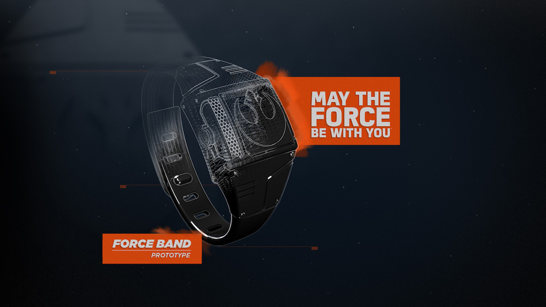 bb-8 force band sphero star wars
