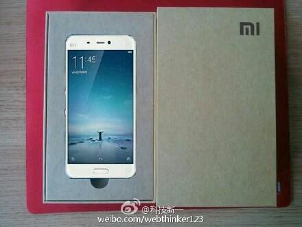 Android Leak xiaomi Xiaomi Mi5