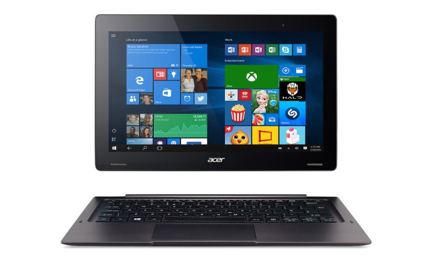 Acer Aspire Switch 12 S CES2016 Windows Windows 10