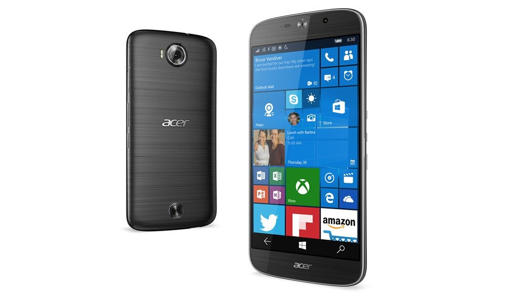 Acer Acer Jade Primo anniversary Windows windows mobile