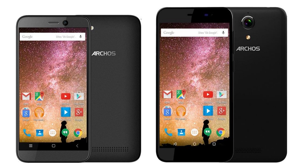 Android Archos CES2016 Smartphone