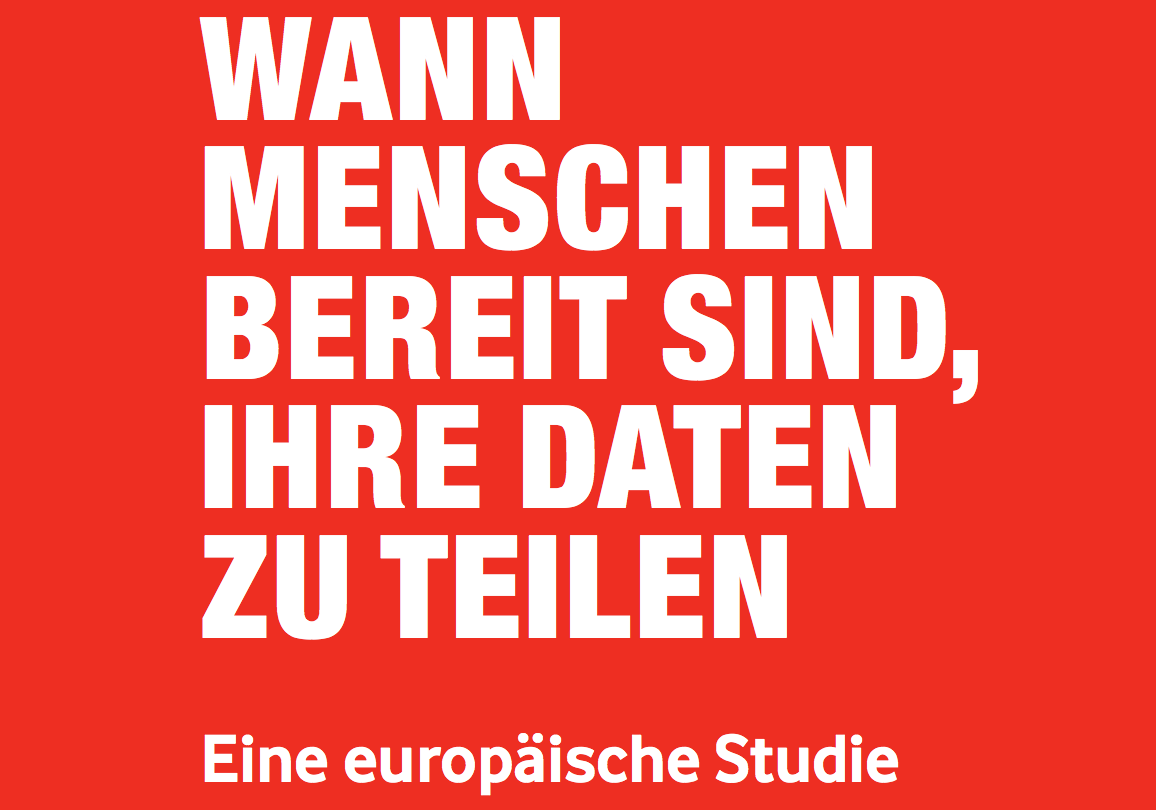 big data datenschutz marktstudie smart home stats