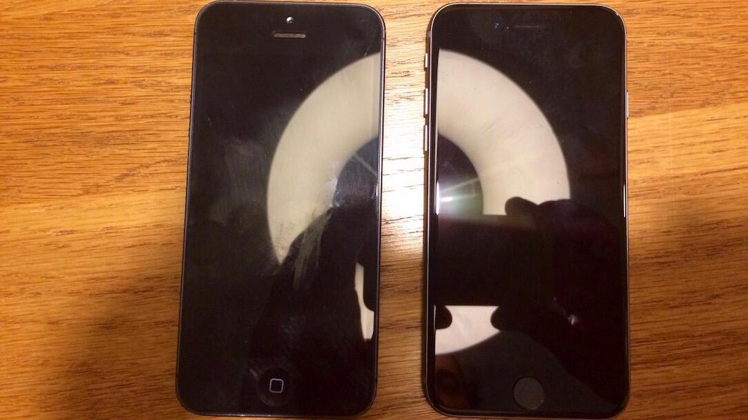 1 5se Apple iOS iphone