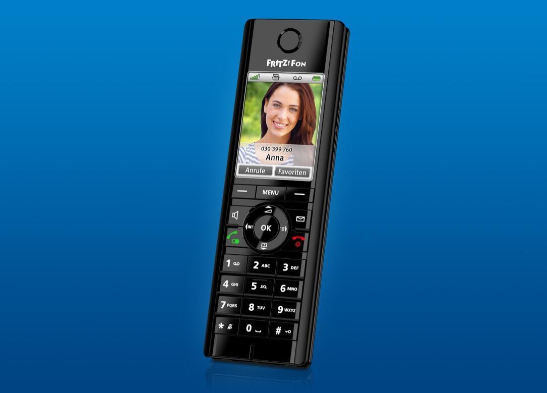 aff avm c5 DECT telefon