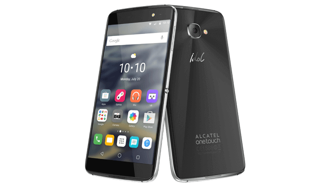 Alcatel Alcatel One Touch Alcatel OneTouch Idol 4 Alcatel OneTouch Idol 4S Android MWC2016