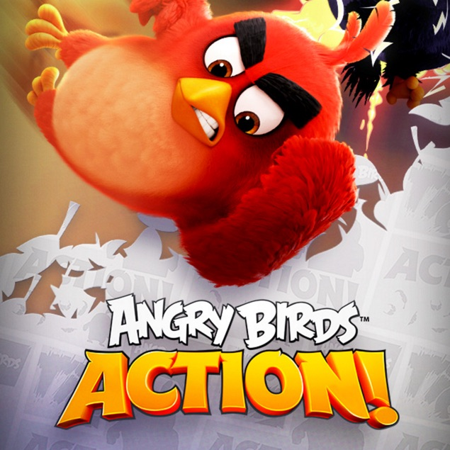 action Android Angry Birds film iOS rovio
