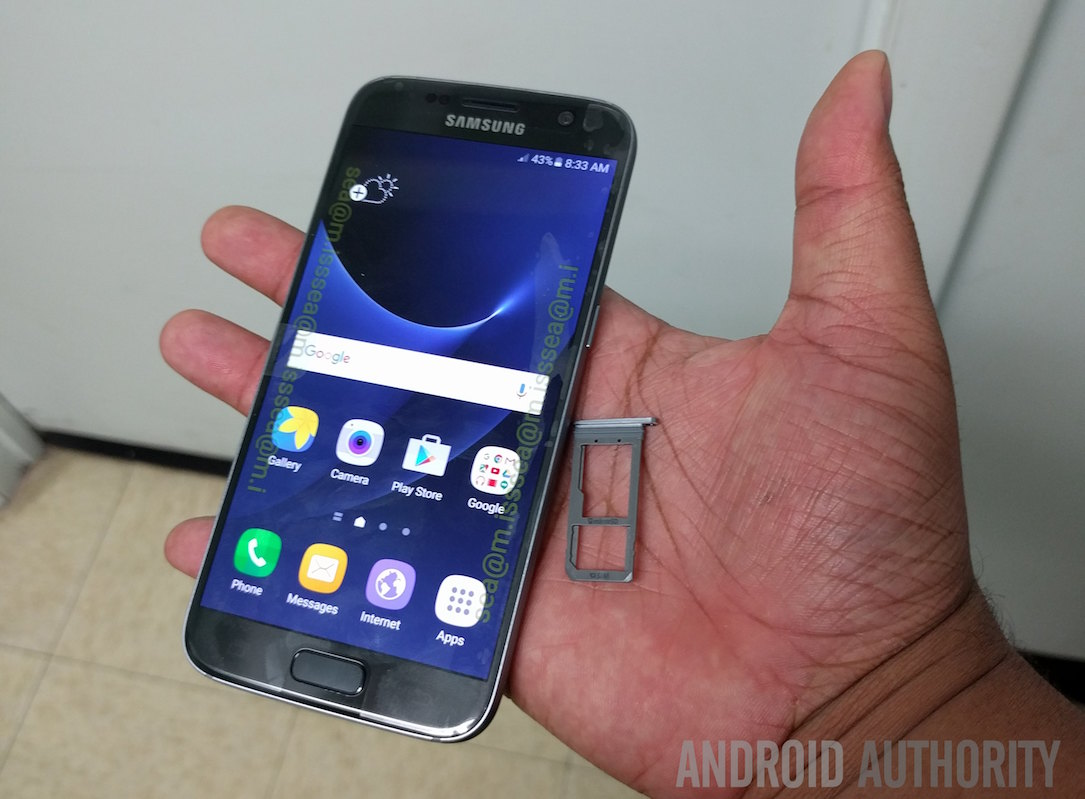 1 Android galaxy MWC2016 s7 Samsung speicherslot