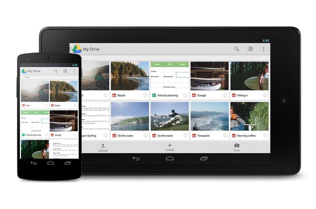 1 Android drive Google iOS Kostenlos